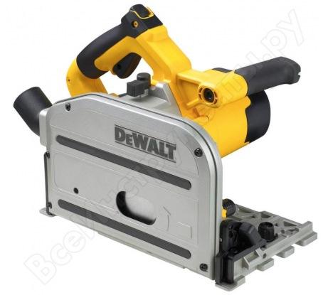 Пила циркулярная DeWALT DWS520K