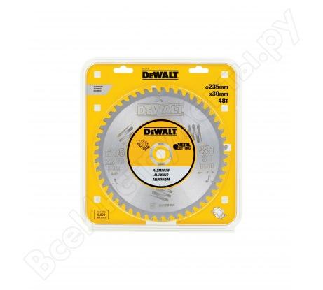 Пильный диск по алюминию EXTREME (235х30 мм; 48 зубьев TCG) Dewalt DT1913