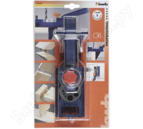 Приспособление-кондуктор DUBELPROFI (3-12 мм) KWB 7580-00