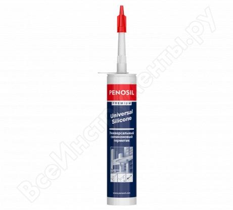 Силиконовый универсальный герметик Penosil U белый Н1220