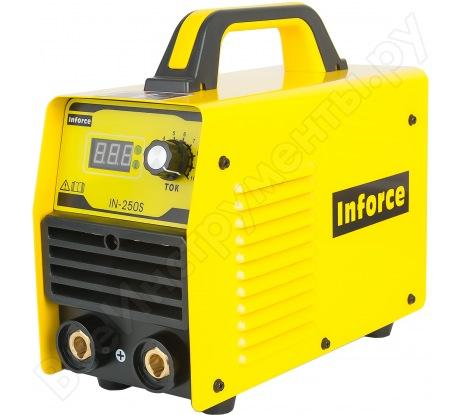 Сварочный инверторный аппарат Inforce IN-250S