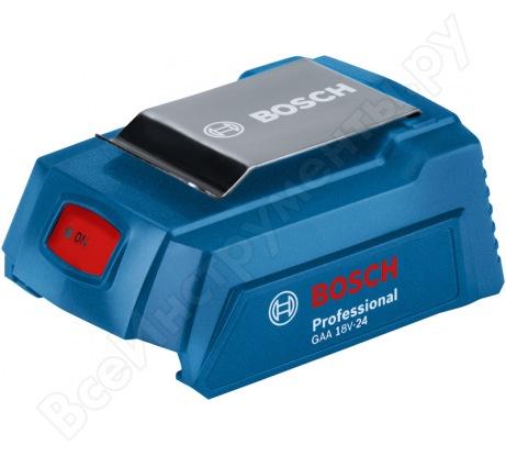 USB-переходник GAA 18V-24 для зарядки (14.4/18 В) Bosch 1600A00J61