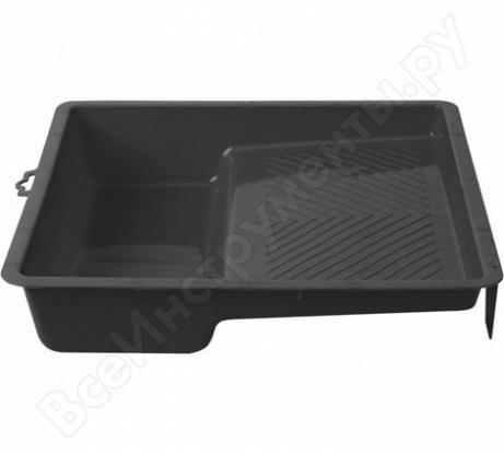 Ванночка для краски (черная, 290х150 мм) КУРС 04014