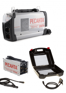 Сварочный аппарат Ресанта САИ 250 - 3