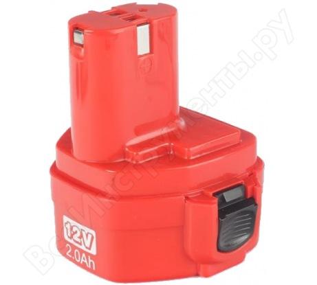 Аккумулятор для шуруповертов MAKITA (12 В;2.0 А*ч; Ni-Cd) MB-627-Ni PATRIOT 190200106
