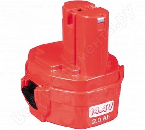 Аккумулятор кубический (14,4 В; 1.9 А*ч) для дрелей-шуруповертов 1422 Makita 192600-1