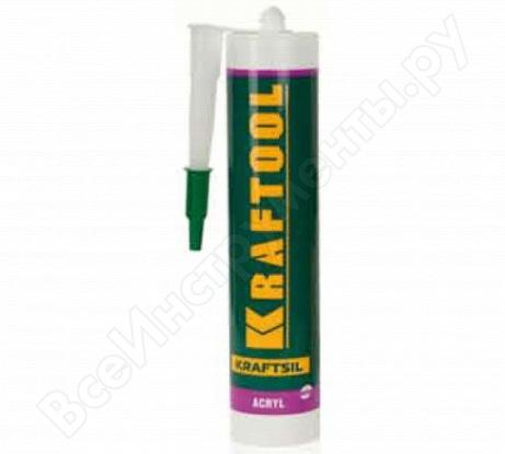 Акриловый герметик KRAFTOOL 41251-0