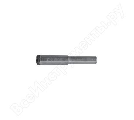 Алмазная кольцевая коронка FIT IT для стекла, кафеля 8 мм 36027
