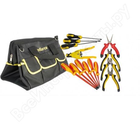 Набор профессионального электрика Inforce 15 предметов 06-19-01