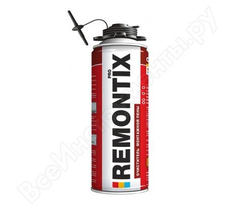 Очиститель монтажной пены Remontix REMXCL4400