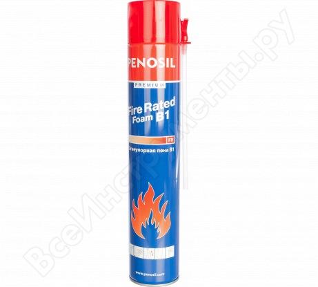 Огнеупорная монтажная пена Penosil Premium Fire Rated Foam B1 A3038