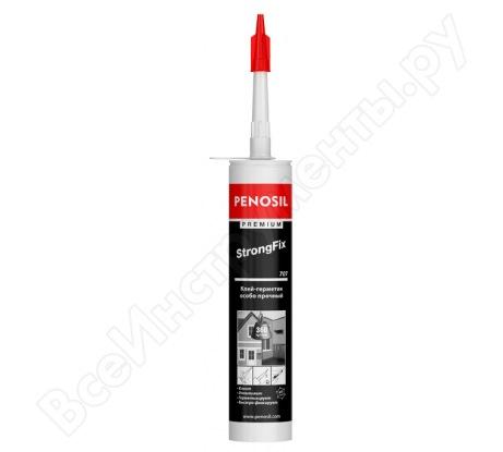 Особопрочный клей-герметик Penosil Premium StrongFix 707 H3038