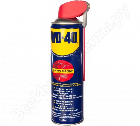 Смазка (420мл) WD-40 WD0002/2