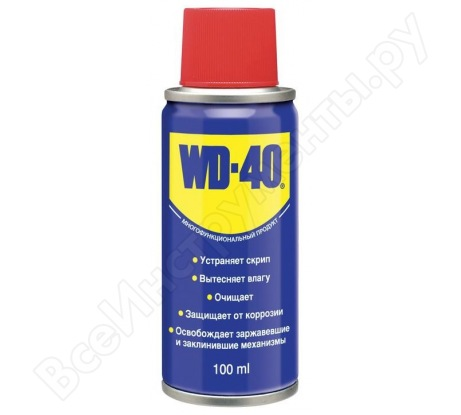 Смазка(100мл) WD-40 WD0000