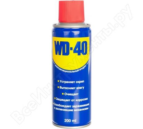 Средство для тысячи применений (200мл) WD-40 WD0001