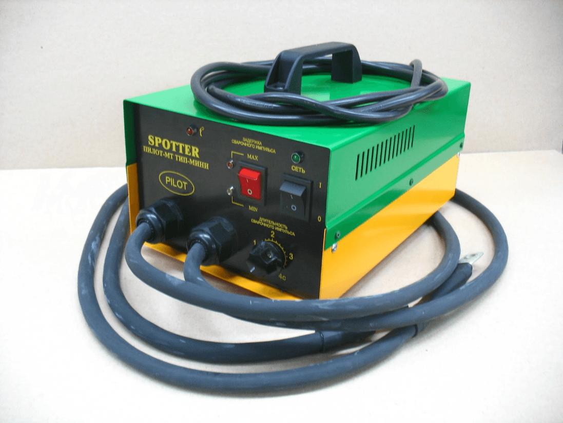 Аппарат контактной сварки - 11