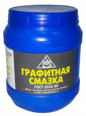 Смазка графитная УСсА - 1