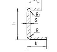 Рассчитать вес швеллера. Онлайн калькулятор: материал, цена, высота, ширина, толщина | 4