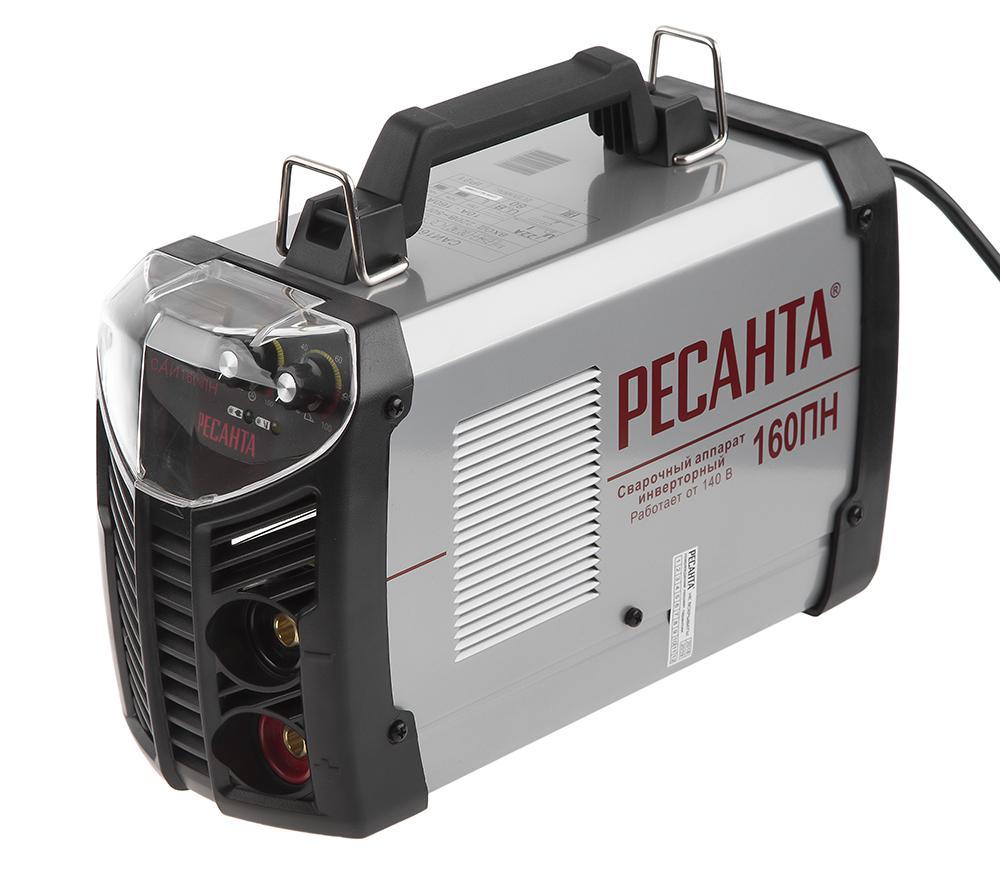 Сварочный аппарат Ресанта саи 160 | 2