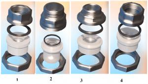 Соединение полипропиленовых труб | 2