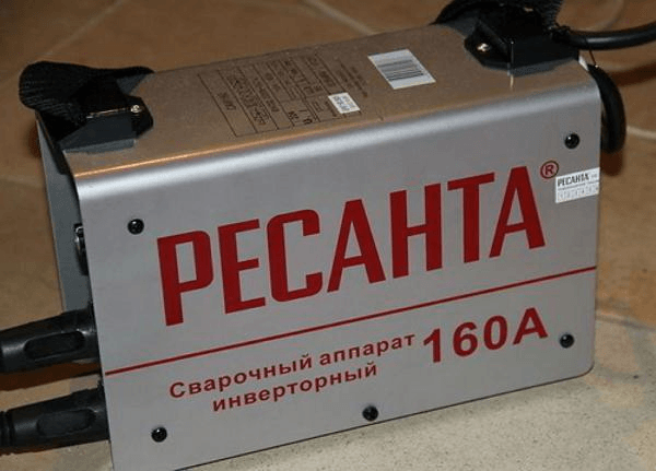 Сварочный аппарат Ресанта саи 160 - 1