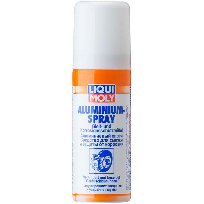 Алюминиевый спрей Liqui Moly 7560 0,05л