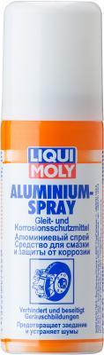 alyuminievyj sprej liquimoly aluminium spray 7560 - Чем смазать тормозные цилиндры под пыльником