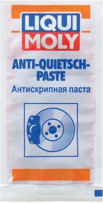 antiskripnaya pasta liquimoly anti quietsch paste 7656 - Чем смазать тормозные цилиндры под пыльником