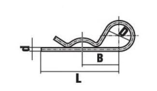 Калькулятор расчета и подбора шплинтов | 8
