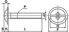 Калькулятор массы винтов - 19