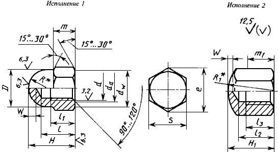Расчет веса гайки с помощью калькулятора | 18