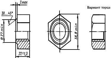 Расчет веса гайки с помощью калькулятора | 24