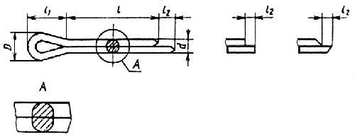 Калькулятор расчета и подбора шплинтов | 7