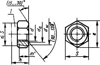 Расчет веса гайки с помощью калькулятора | 25