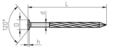 Калькулятор для вычисления веса гвоздей | 16