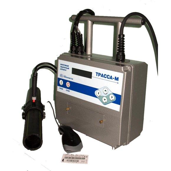 Аппарат для сварки полиэтиленовых труб - 4