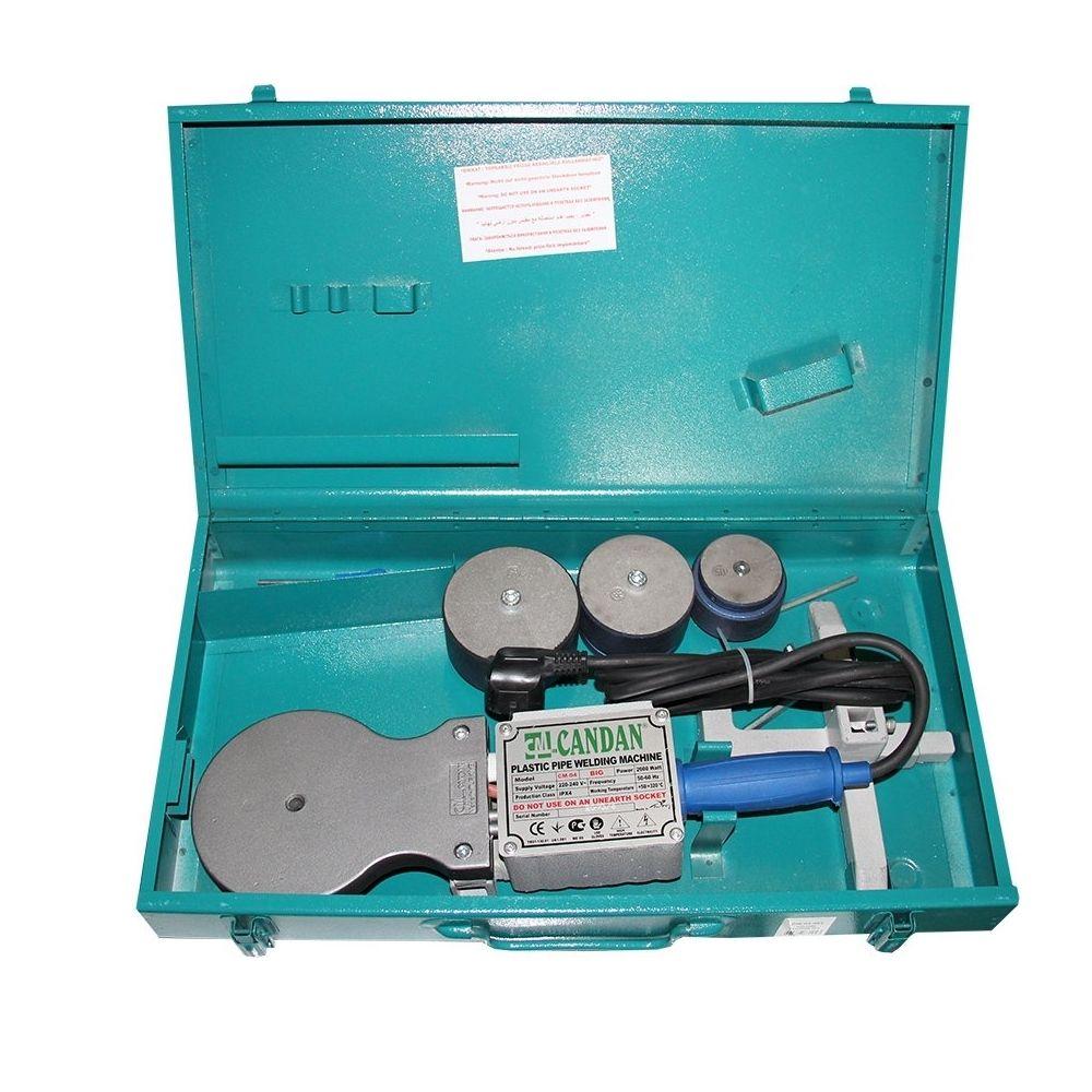 Сварочный аппарат для труб Candan CM-04 (ящик) 2000 Вт