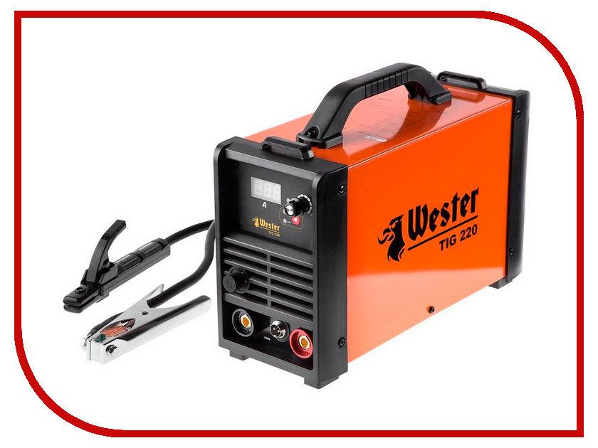 Сварочный аппарат Wester TIG 220