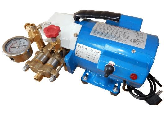 Гидроиспытания трубопроводов - 4