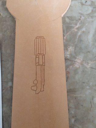 Ремень с подсумками для инструментов своими руками | 12