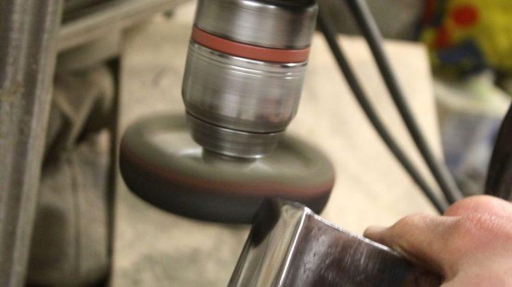 Реставрация старого топора своими руками | 13