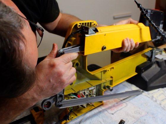 Лобзиковый станок DeWalt: полное руководство по ремонту и эксплуатации | 18