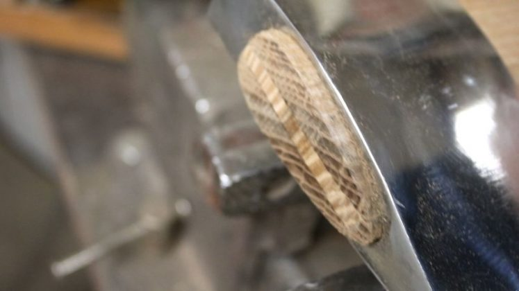 Реставрация старого топора своими руками | 26