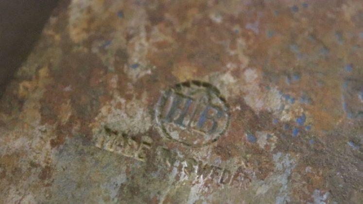 Реставрация старого топора своими руками | 3