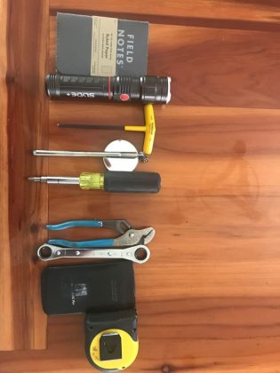 Ремень с подсумками для инструментов своими руками | 30