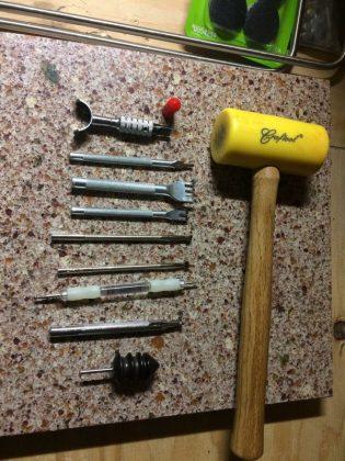 Ремень с подсумками для инструментов своими руками | 3