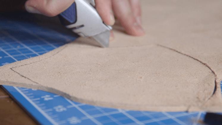 Делаем сумку для инструментов из кожи | 3