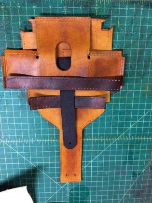 Ремень с подсумками для инструментов своими руками | 47
