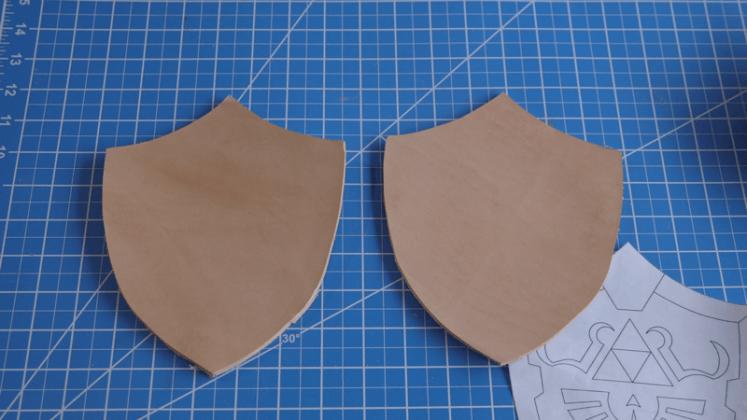 Делаем сумку для инструментов из кожи | 4