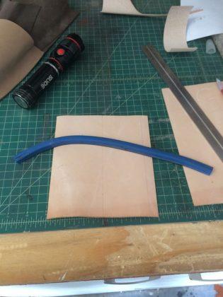 Ремень с подсумками для инструментов своими руками | 7